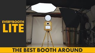 Luxury Photo Booth | Everybooth Lite | Hertfordshire Video Production Company