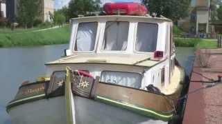 Vente bateau à moteur occasion Tjalk Châtillon-sur-Loire  - Annonces Beaux Bateaux