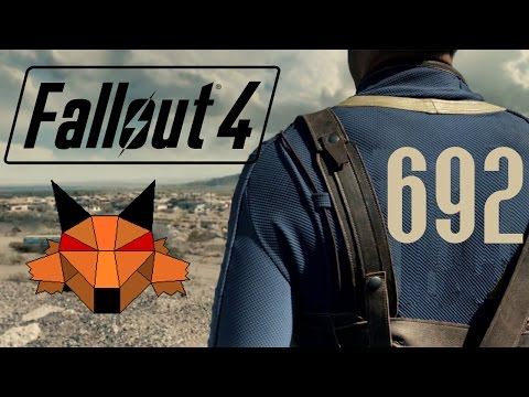 Let's Play Fallout 4 [PC/Blind/1080P/60FPS] Part 692 - Radio Tower 3SM-U81