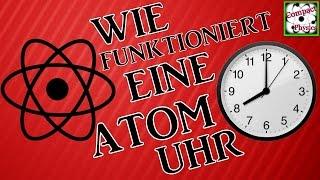 Wie funktioniert eine Atomuhr [Compact Physics] Thumbnail