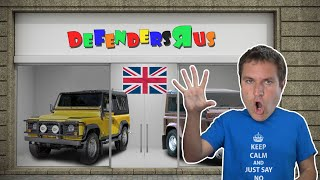 homepage tile video photo for Here's Why You Don't Want a Land Rover Defender