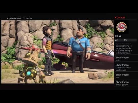 Knack Stream Die Flucht [PS4]