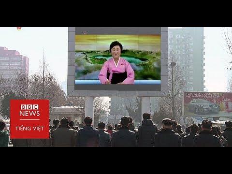 Dân Bắc Hàn 'hãnh diện về nhà lãnh đạo Kim Jong-un' - BBC News Tiếng Việt