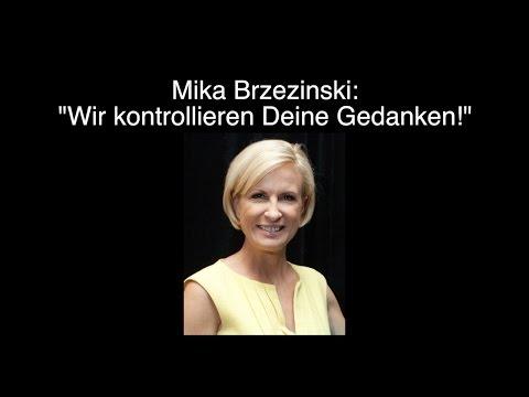 Mika Brzezinski : Unsere Aufgabe ist es zu steuern, was die Menschen denken!