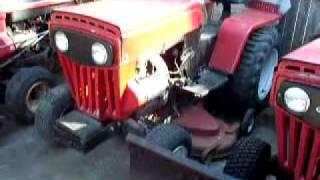 MTD 990 Farm King garden tractor
