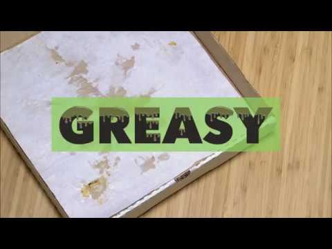 Greasy Paper is GOOD for Your Green Cart