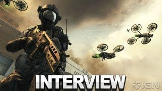 Call of Duty: Black Ops 2 - Strike Force Interview