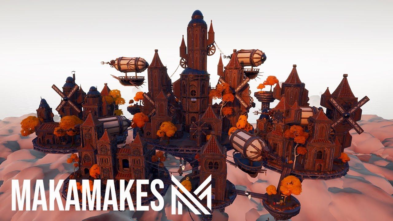 Fortnite Creative Build Battle Winners!