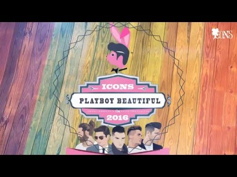 ICONS - Playboy Beautiful (Official Lyric Video)