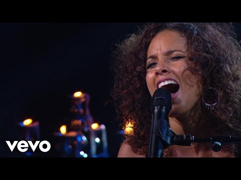 Alicia Keys  Like Youll Never See Me Again Piano & I: AOL Sessions +1