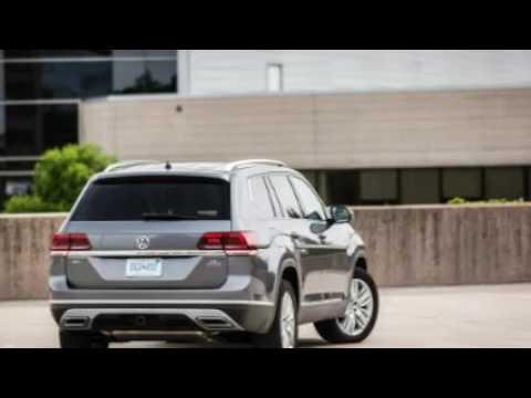 2018 Volkswagen Atlas V 6 4MOTION Test Review