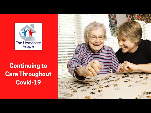 Continuing to care throughout COVID 19
