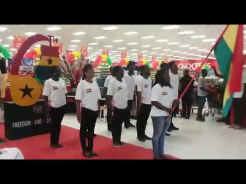 Palace Shopping Mall Celebrate Ghana's 60th Independence day 2017