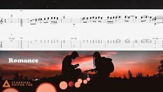 Spanish Romance Guitar Tab Pdf