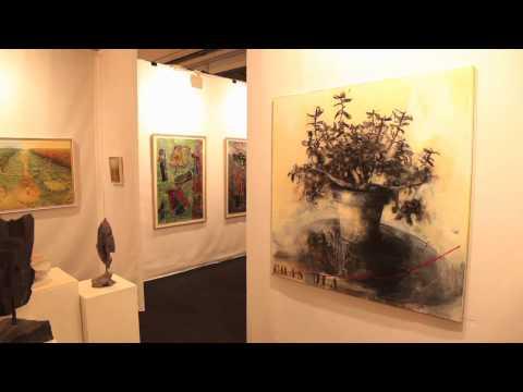 Stand Galerie Nicole Buck - St-art 2009