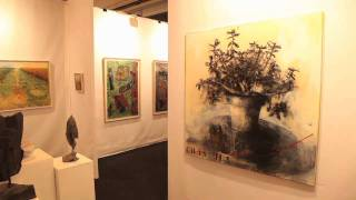 Stand Galerie Nicole Buck - St-art 2009