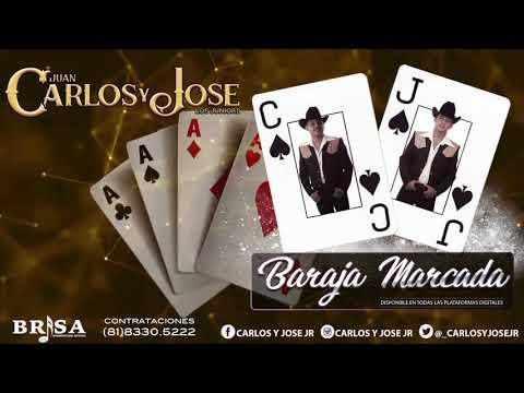 Carlos y Jose Jr - Baraja Marcada (Video Lyric)