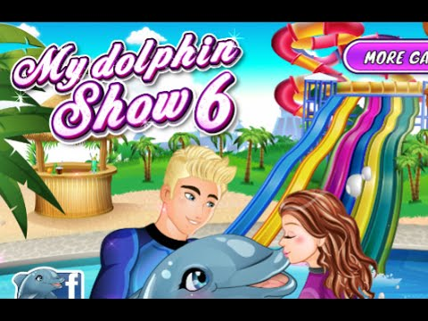 My Dolphin Show 6 Full Gameplay Walkthrough