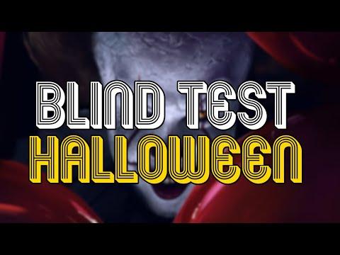 Blind Test Spécial HALLOWEEN : 50 Extraits (Films, séries, jeux-vidéos)