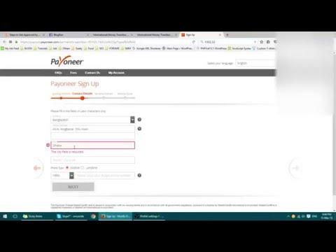 BlogRon [BD] Live Stream [Payoneer এবং Google Adsense নিয়ে কিছু কথা]
