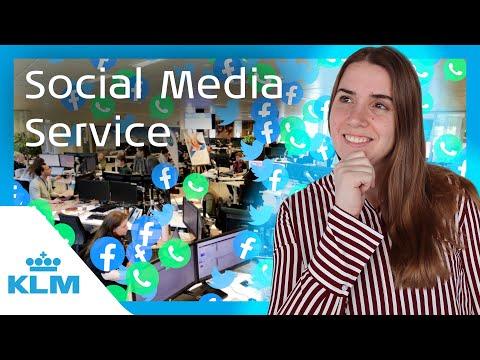 KLM Intern On A Mission - Social Media Service