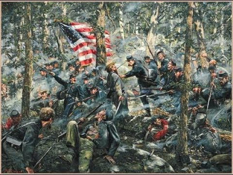 Little Round Top – The Battle of Gettysburg – Ultimate General: Civil War – Union Part 44