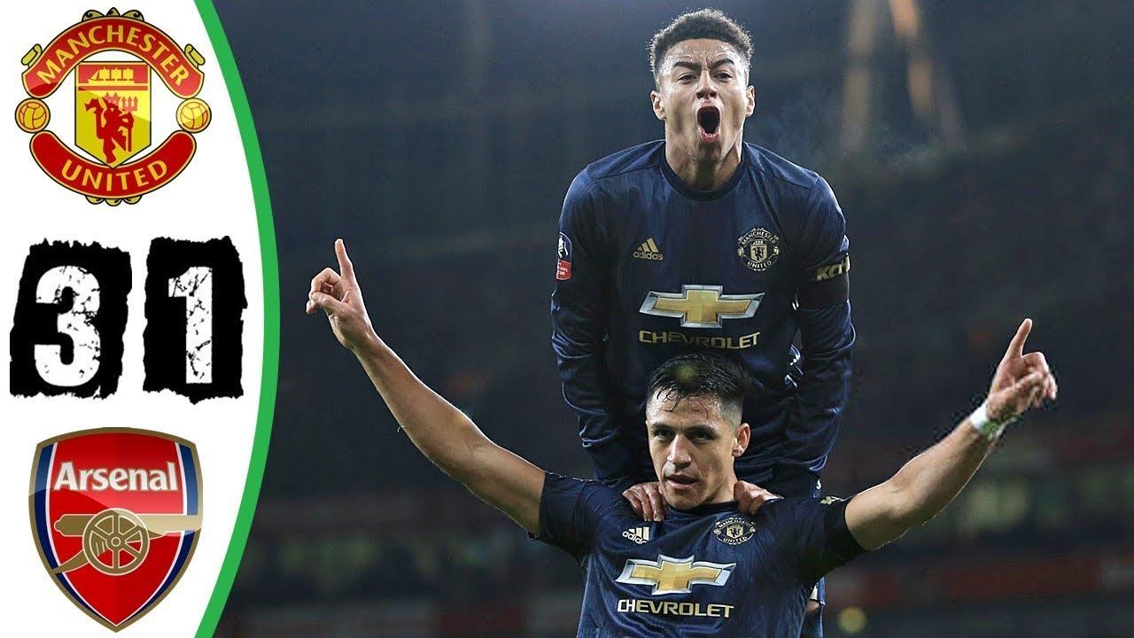 Hasil Pertandingan Piala FA Tadi Malam   Gol & Highlight ...