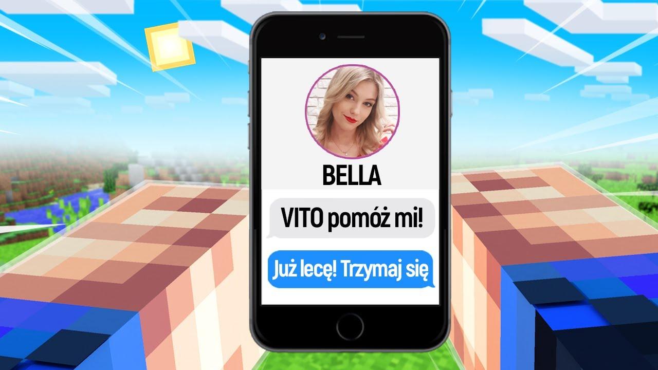 BELLA ZOSTAŁA PORWANA! KTO TO ZROBIŁ? (Minecraft Roleplay) | Vito i Bella