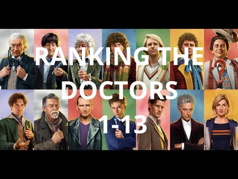 Download Doctor Who RANKING all the Doctors 1-13 (2021 LIST)