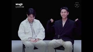 Yugyeom ve Loco'nun All About U Performansı ve Röportajı   Elle Stage [Türkçe Altyazılı]