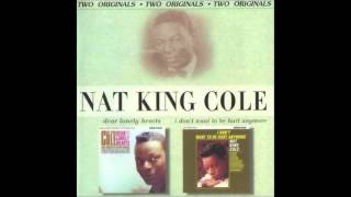 Watch Nat King Cole I Dont Want To See Tomorrow video