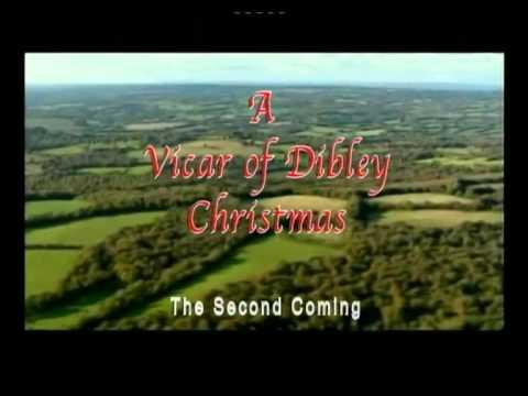 My lord is my shepherd vicar of dibley christmas