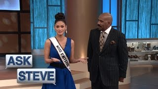 Miss Universe: The Truth - Miss Universe sets the record straight || STEVE HARVEY