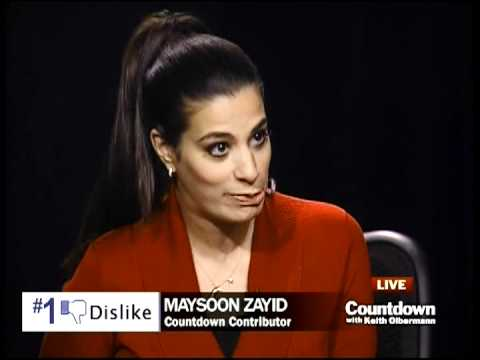Maysoon Zayid - Dislike Again - YouTube