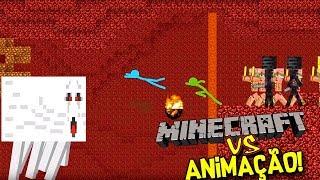 MINECRAFT VS. ANIMAÇÃO [8]