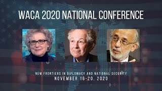 2020 WACA National Conference | Global Economy in Turmoil: Outlook for 2021