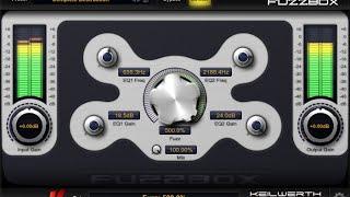 Vengeance Producer Suite - Essential Effects Bundle 2 - VPS Fuzzbox