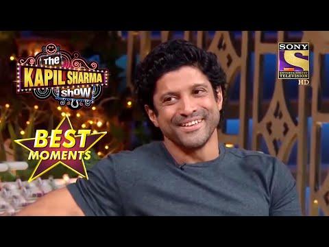 Farhan Akhtar के Poetry से हुए सब Mesmerized! | The Kapil Sharma Show Season 2 | Best Moments
