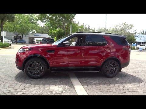 2017 Land Rover Discovery Miami, Aventura, Fort Lauderdale, Broward, Miami Beach, FL NHA026825