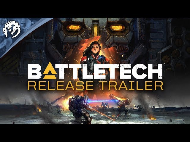 BATTLETECH   Release Trailer