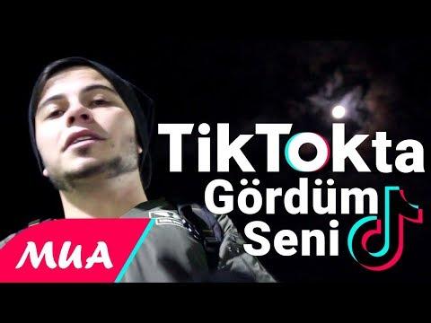 MUA - Tİktokta Gördüm Seni  (Official Video)