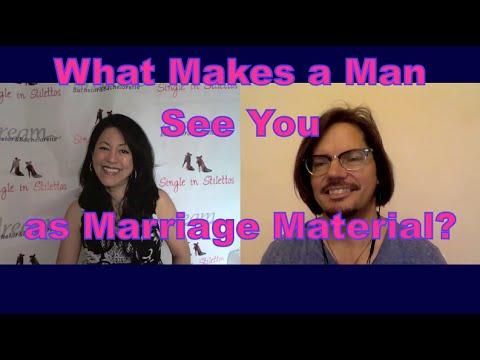 Material What girl makes a marriage