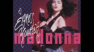 Madonna - Express Yourself (Coming out Local Version Mix Edit)