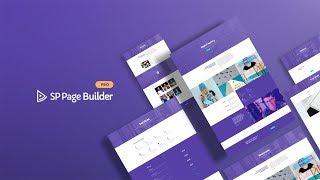 Joomla! Via | SP Page Builder 3 - Image Overlay Kullanımı