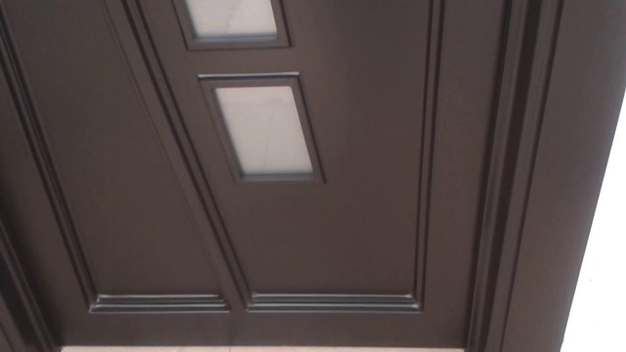 Puertas metalicas youtube - Puertas de exterior metalicas ...