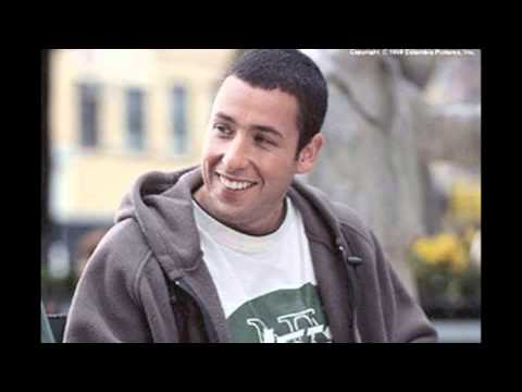 Adam Sandler - The Goat Song