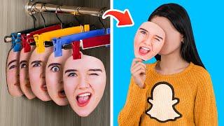 Eğer Sosyal Medya İnsan Olsaydı / Herkesin Başına Gelebilecek 13 Komik Durum