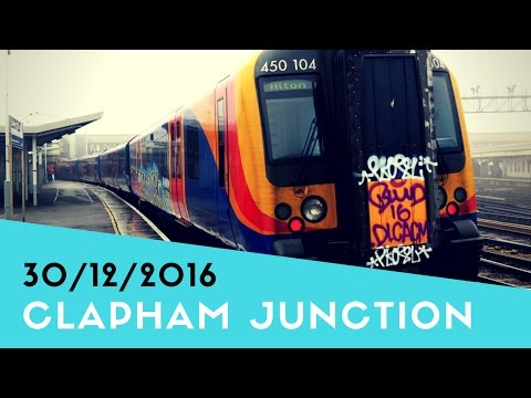 Clapham Junction Station London | Southern - SouthWest - Transport for London