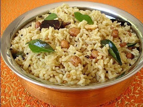 Tamarind Rice (Imli Chawal) - YouTube