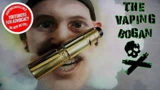 Mech Mod & Beer Mini Vlog | El Thunder Mod from Viva Le Cloud Full Review | The Vaping Bogan